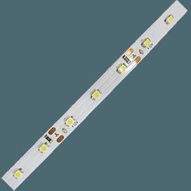 Лента светодиодная Ecola LED strip PRO 4.8W/m 12V IP20 8mm 60Led/m 6000K 6Lm/LED 360Lm/m 0.5м