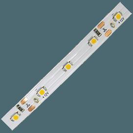 Лента светодиодная Ecola LED strip PRO 4.8W/m 12V IP20 8mm 60Led/m 2800K 6Lm/LED 360Lm/m 0.5м