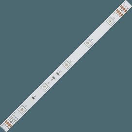 Ecola LED strip PRO  7.2W/m 24V IP20 10mm 30Led/m RGB разноцветная светодиодная лента 0.5 м.