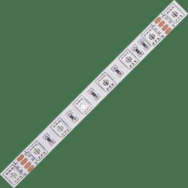 Ecola LED strip PRO 14.4W/m 24V IP20 10mm 60Led/m RGB разноцветная светодиодная лента 0.5 м.