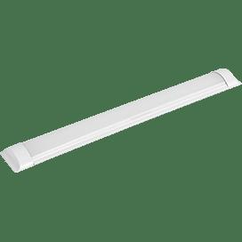 Ecola LED linear IP20 линейный светодиодный светильник (замена ЛПО) 36W 220V 2700K 1200x75x25