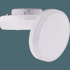 Ecola Light GX53 LED  8,0W Tablet 220V 2800K 27x75 матовое стекло 30000h  (1 из ч/б уп. по 10)