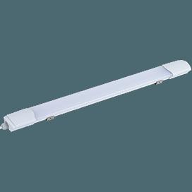 Ecola LED linear IP65 тонкий линейный светодиодный светильник (замена ЛПО) 40W 220V 4200K 1185x60x30