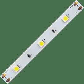 Ecola LED strip STD  7.2W/m 12V IP20 10mm 30Led/m 6000K 14Lm/LED 420Lm/m светодиодная лента  0.5м.