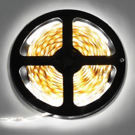 Лента светодиодная Ecola LED strip STD 4.8W/m 12V IP20 8mm 60Led/m 4200K 4Lm/LED 240Lm/m 0.5м