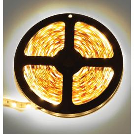 Лента светодиодная Ecola LED strip PRO 14.4W/m 12V IP20 10mm 60Led/m 2800K 18Lm/LED 1080Lm/m 0.5м