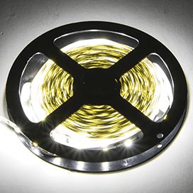 Ecola LED strip PRO 19W/m 12V IP20 10mm 60Led/m 6000K 20Lm/LED 1200Lm/m светодиодная лента на катушке 0.5м.