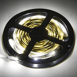Ecola LED strip PRO  9W/m 12V IP20 10mm 30Led/m 6000K 20Lm/LED 600Lm/m светодиодная лента на катушке 0.5м.