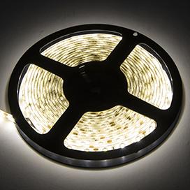 Ecola LED strip PRO 19W/m 12V IP65 10mm 60Led/m 2800K 20Lm/LED 1200Lm/m светодиодная лента на катушке 0.5м.