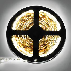 Лента светодиодная Ecola LED strip PRO 14.4W/m 12V IP20 10mm 60Led/m 6000K 18Lm/LED 1080Lm/m 0.5м