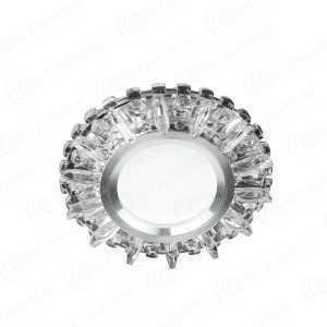 (1 штука) Светодиодный точечный светильник ES-910/MR16-98-3W/CW-CLEAR/CLEAR-220-IP20 /2019