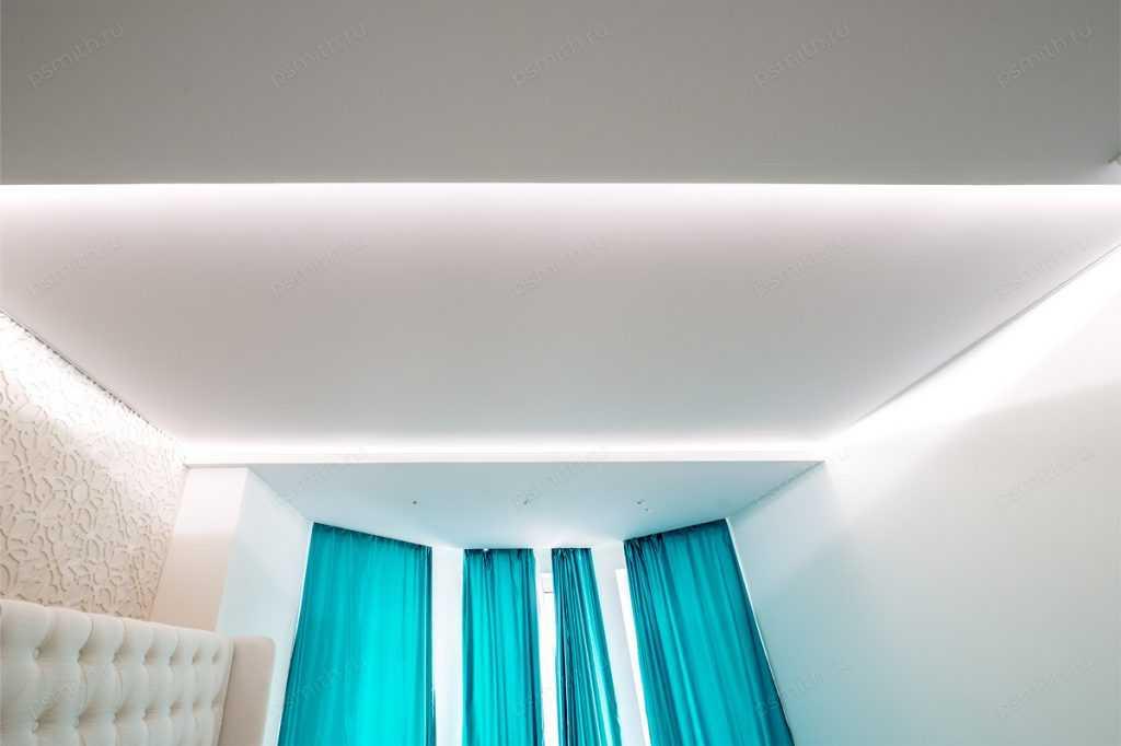 Контурный натяжной потолок - фото 3
