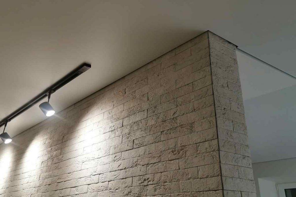 Теневые натяжные потолки Euro KRAAB